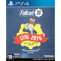 Fallout 76 - Tricentennial Edition [PS4]